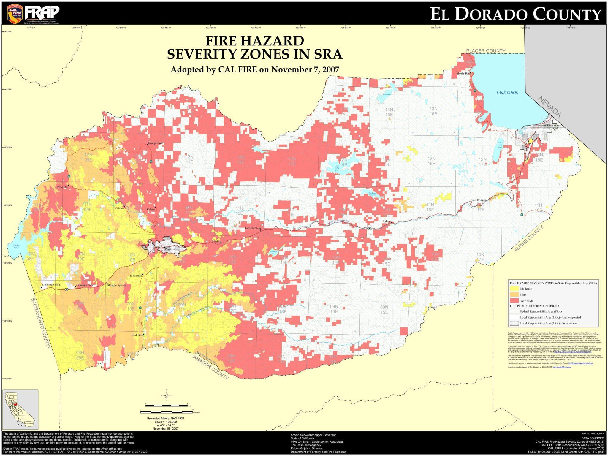 El Dorado Farm Insurance