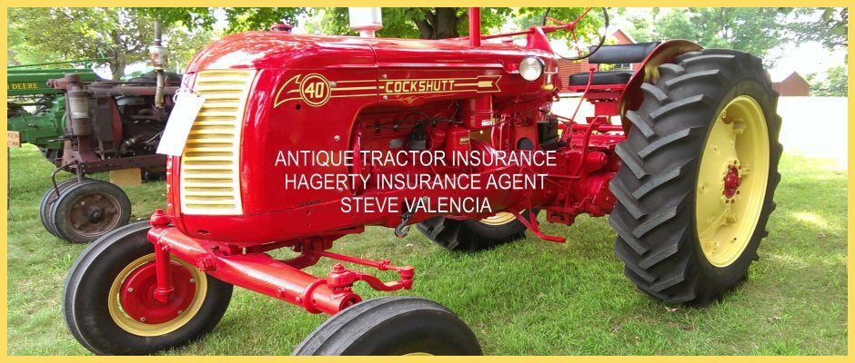 Antique Tractor Insurance
